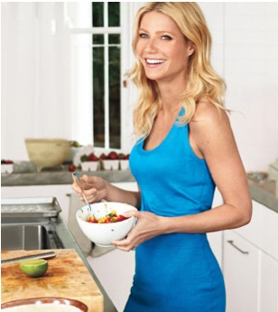 Gwyneth Paltrow's Grilled Chicken With Peach BBQ Sauce Recipes ...