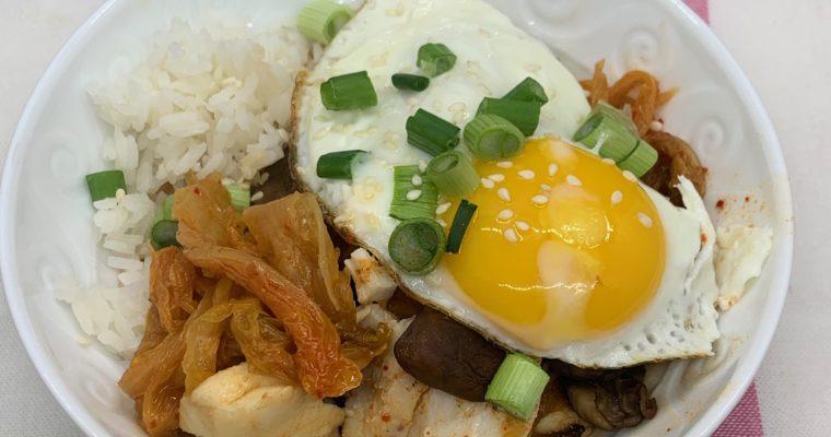 Cod & Kimchi Stew