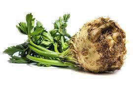 Celery Root Purée